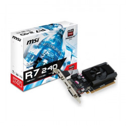 Graphics card R7 240 MSI...
